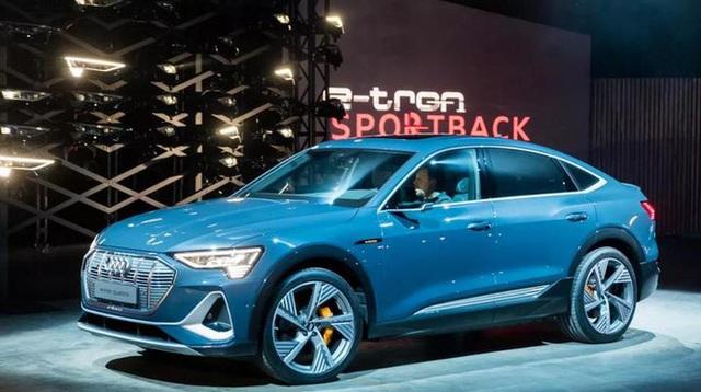 """Audi chi 13 tỷ USD cho kế hoạch """"điện khí hóa"""", đặt mục tiêu có 20 mẫu xe chạy hoàn toàn bằng điện vào năm 2025 - Ảnh 2."""