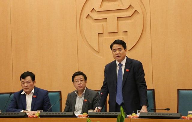 Chủ tịch Hà Nội: Nhật Cường xây dựng dịch vụ công là cái khó nhất - Ảnh 1.