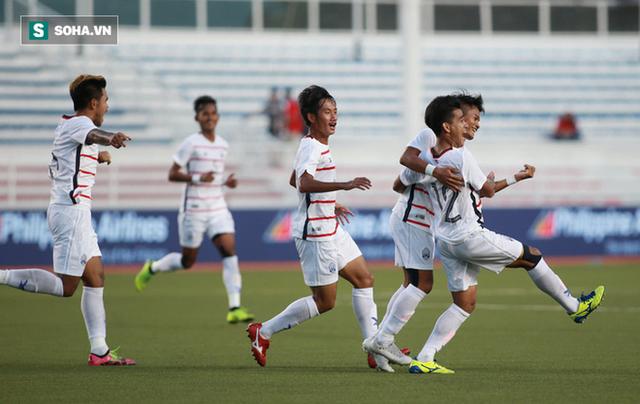 HLV U22 Malaysia sau trận thua Campuchia: SEA Games chỉ là giải trẻ mà thôi - Ảnh 1.