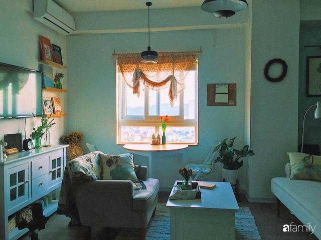 Căn hộ 60m² với gam màu xanh bạc hà vô cùng cuốn hút của cặp vợ chồng trẻ Sài Gòn - Ảnh 16.