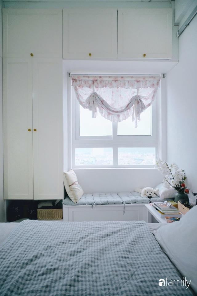 Căn hộ 60m² với gam màu xanh bạc hà vô cùng cuốn hút của cặp vợ chồng trẻ Sài Gòn - Ảnh 20.