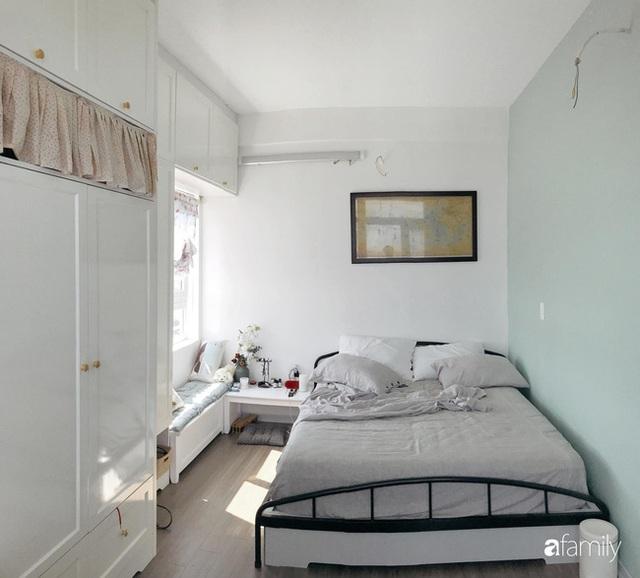 Căn hộ 60m² với gam màu xanh bạc hà vô cùng cuốn hút của cặp vợ chồng trẻ Sài Gòn - Ảnh 21.