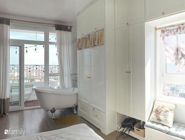 Căn hộ 60m² với gam màu xanh bạc hà vô cùng cuốn hút của cặp vợ chồng trẻ Sài Gòn - Ảnh 22.