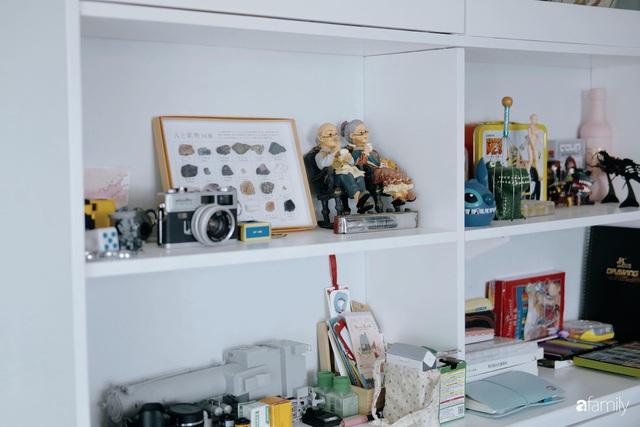 Căn hộ 60m² với gam màu xanh bạc hà vô cùng cuốn hút của cặp vợ chồng trẻ Sài Gòn - Ảnh 24.