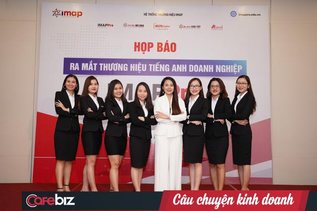 IMAP ra mắt thương hiệu mới IMAP PRO dành riêng cho doanh nhiệp, tiết lộ tham vọng muốn dẫn đầu thị trường đào tạo Anh ngữ phân khúc tầm trung tại Việt Nam - Ảnh 1.