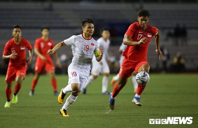 U22 Việt Nam vs U22 Thái Lan: HLV Park Hang Seo chọn ai thay Quang Hải? - Ảnh 1.