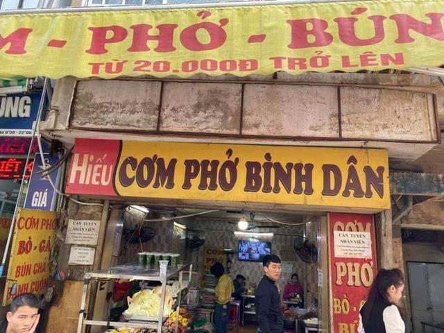Chủ quán cơm ở cổng BV Bạch Mai bị tố 'chặt chém' lên tiếng - Ảnh 4.