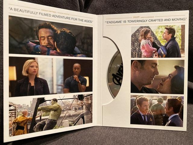Marvel chính thức gửi screener Avengers: Endgame cho hội đồng Oscar 2020, cuộc chạy đua tượng vàng bắt đầu! - Ảnh 2.
