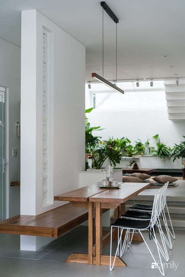 Ngôi nhà nhỏ trong lành và duyên dáng với cây xanh thân thiện của cặp vợ chồng mới cưới ở TP. Đà Nẵng - Ảnh 13.