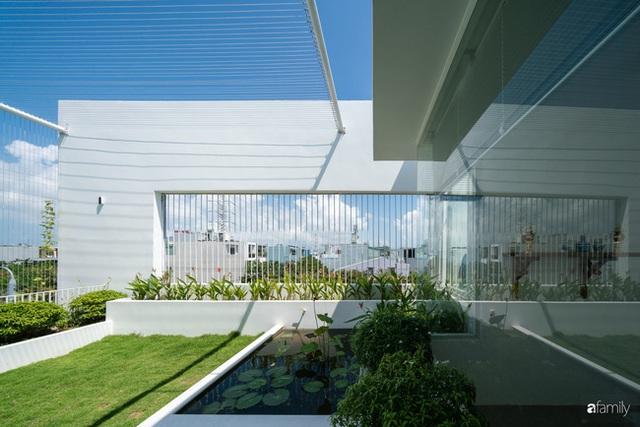 Ngôi nhà nhỏ trong lành và duyên dáng với cây xanh thân thiện của cặp vợ chồng mới cưới ở TP. Đà Nẵng - Ảnh 26.