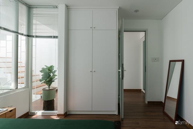 Ngôi nhà nhỏ trong lành và duyên dáng với cây xanh thân thiện của cặp vợ chồng mới cưới ở TP. Đà Nẵng - Ảnh 29.