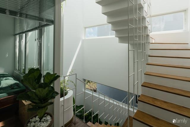 Ngôi nhà nhỏ trong lành và duyên dáng với cây xanh thân thiện của cặp vợ chồng mới cưới ở TP. Đà Nẵng - Ảnh 30.