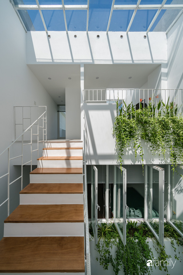 Ngôi nhà nhỏ trong lành và duyên dáng với cây xanh thân thiện của cặp vợ chồng mới cưới ở TP. Đà Nẵng - Ảnh 31.