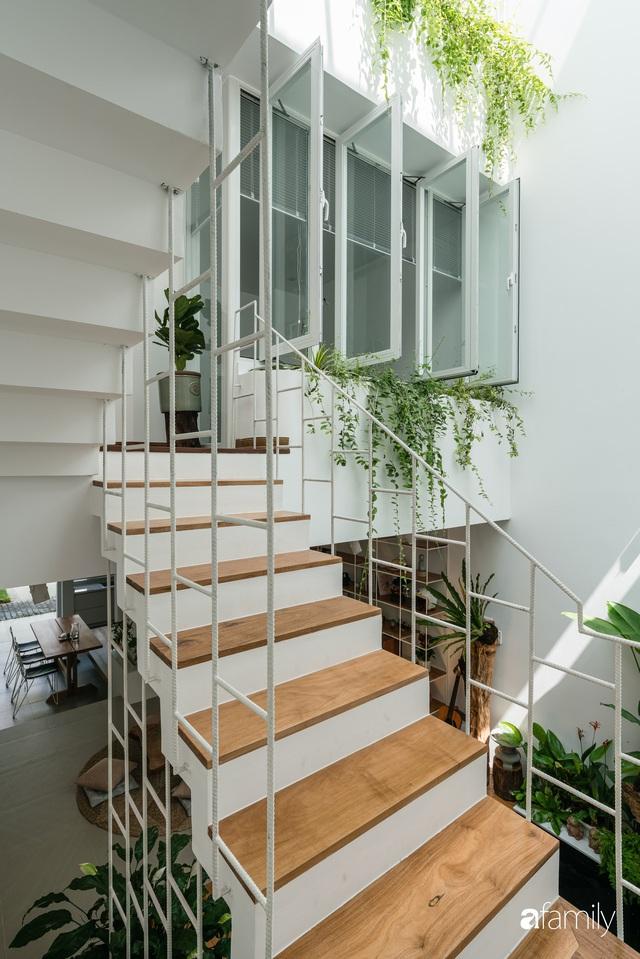 Ngôi nhà nhỏ trong lành và duyên dáng với cây xanh thân thiện của cặp vợ chồng mới cưới ở TP. Đà Nẵng - Ảnh 33.