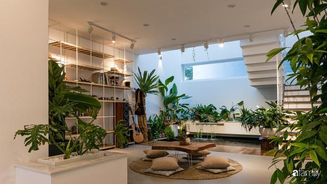 Ngôi nhà nhỏ trong lành và duyên dáng với cây xanh thân thiện của cặp vợ chồng mới cưới ở TP. Đà Nẵng - Ảnh 6.