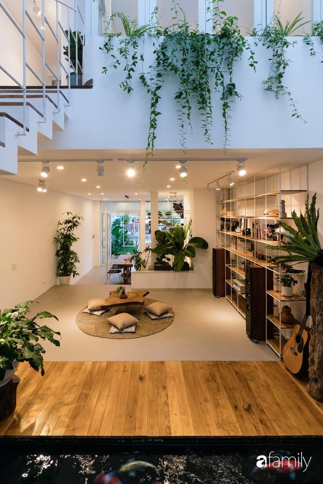 Ngôi nhà nhỏ trong lành và duyên dáng với cây xanh thân thiện của cặp vợ chồng mới cưới ở TP. Đà Nẵng - Ảnh 8.
