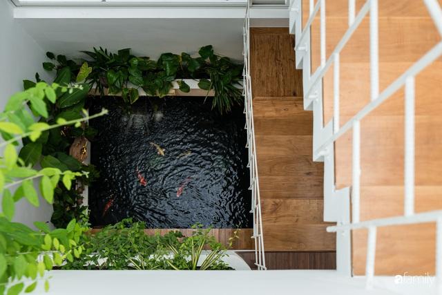 Ngôi nhà nhỏ trong lành và duyên dáng với cây xanh thân thiện của cặp vợ chồng mới cưới ở TP. Đà Nẵng - Ảnh 9.