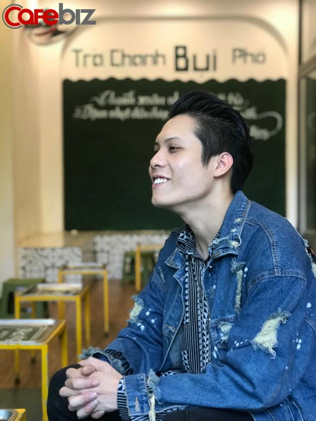 Gặp gỡ đồng sáng lập Trà chanh Bụi Phố: Quy mô gần 400 cơ sở nhượng quyền, nhắm đích đưa thương hiệu ra nước ngoài như Cộng Cà phê - Ảnh 3.