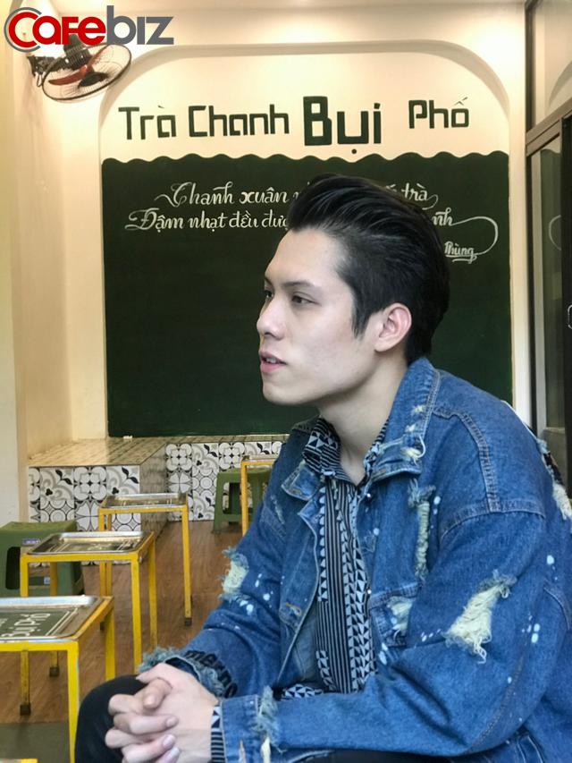 Gặp gỡ đồng sáng lập Trà chanh Bụi Phố: Quy mô gần 400 cơ sở nhượng quyền, nhắm đích đưa thương hiệu ra nước ngoài như Cộng Cà phê - Ảnh 1.