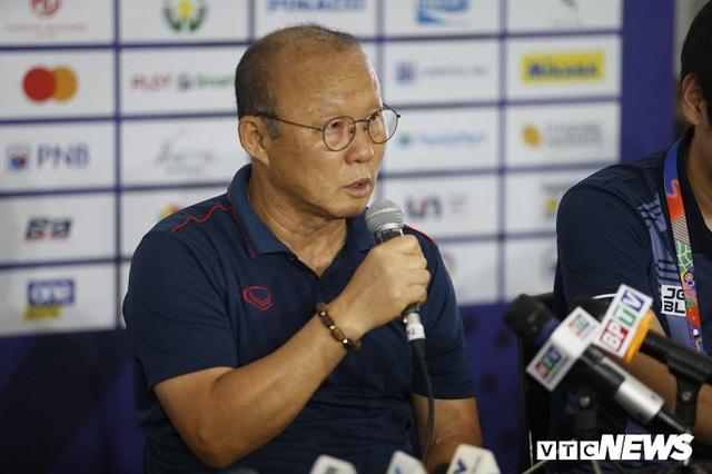 HLV Park Hang Seo: Không cử gián điệp theo dõi U22 Campuchia - Ảnh 1.