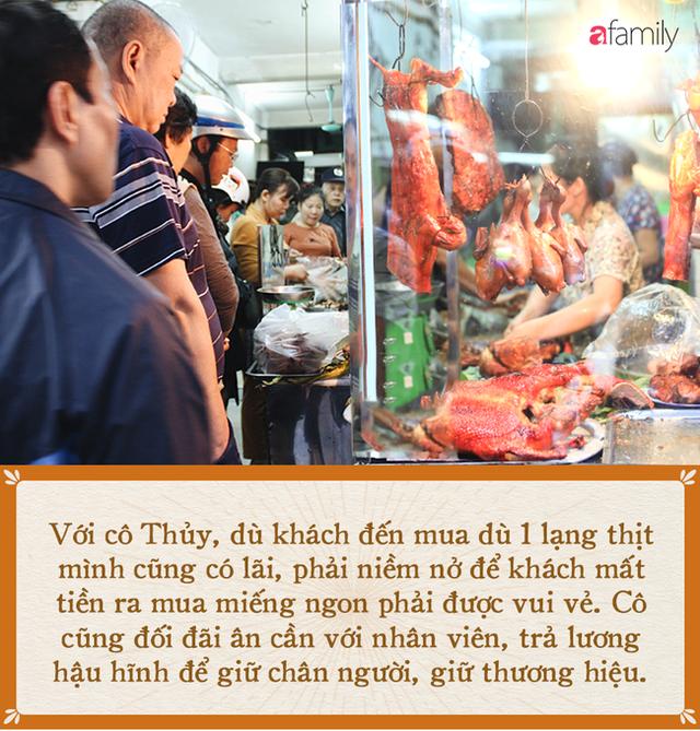 Bí mật thành công của hàng thịt quay lâu đời nhất Hà Nội, hơn 50 năm vẫn khiến khách xếp hàng dài như trẩy hội mỗi chiều - Ảnh 21.