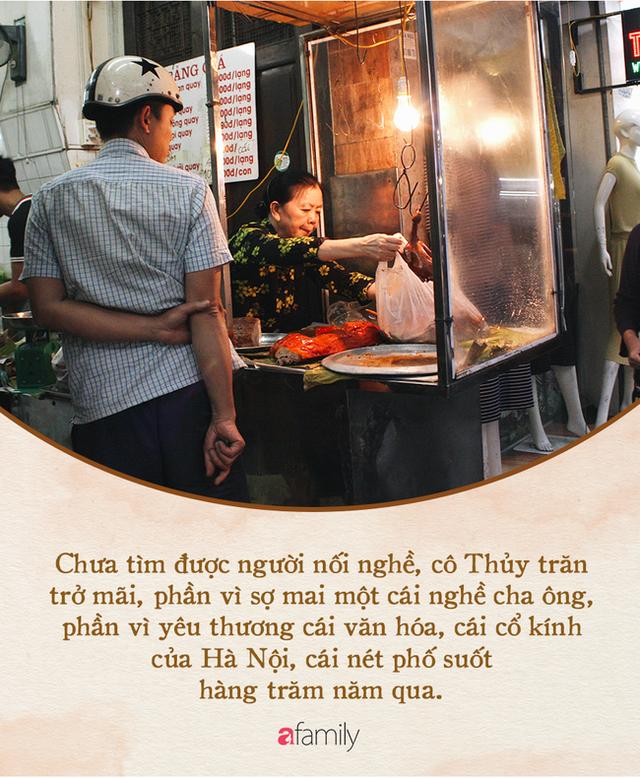 Bí mật thành công của hàng thịt quay lâu đời nhất Hà Nội, hơn 50 năm vẫn khiến khách xếp hàng dài như trẩy hội mỗi chiều - Ảnh 31.
