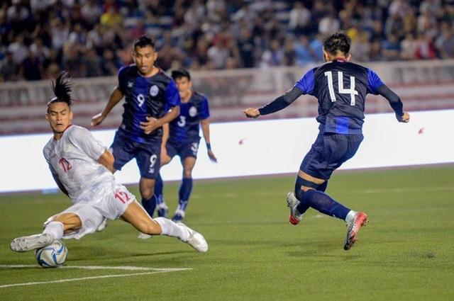 Nhận định U22 Việt Nam vs U22 Campuchia: Thầy trò Park Hang Seo vào chung kết - Ảnh 1.