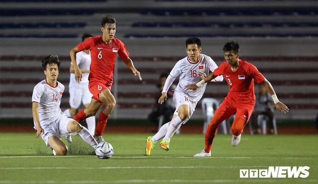 Nhận định U22 Việt Nam vs U22 Campuchia: Thầy trò Park Hang Seo vào chung kết - Ảnh 2.