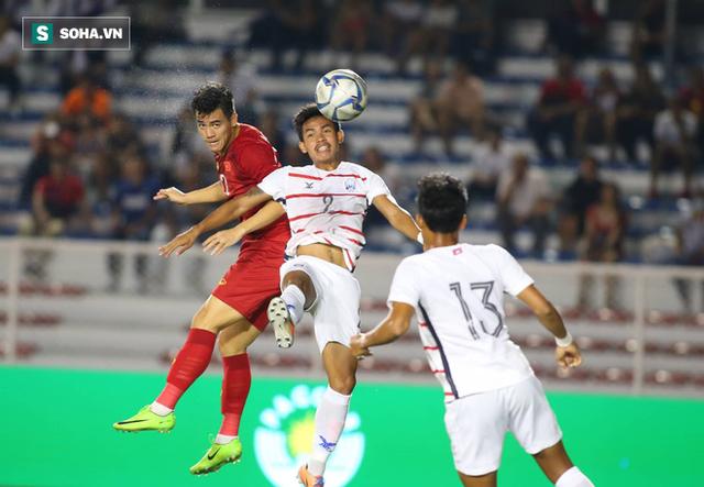 Gài bẫy hạ Campuchia đậm đà, thầy Park tạo lợi thế lớn cho Việt Nam ở chung kết SEA Games - Ảnh 3.