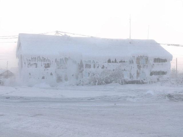 Những con người tồn tại ở nơi khắc nghiệt nhất hành tinh: -55 độ C vẫn là ấm, lợi dụng cả cổng địa ngục để sinh tồn - tiến hóa đỉnh cao là đây chứ đâu  - Ảnh 3.