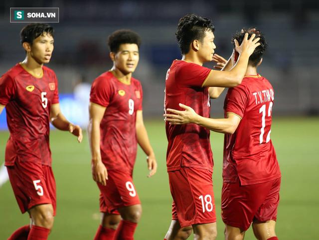 Gài bẫy hạ Campuchia đậm đà, thầy Park tạo lợi thế lớn cho Việt Nam ở chung kết SEA Games - Ảnh 11.
