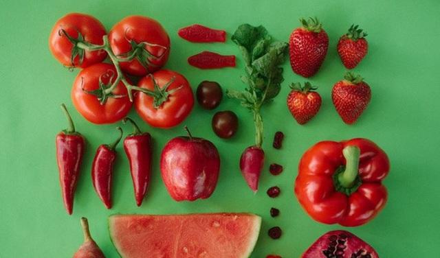 Bảy sắc cầu vồng rau củ quả giảm nguy cơ bệnh ung thư, tim mạch - Ảnh 2.