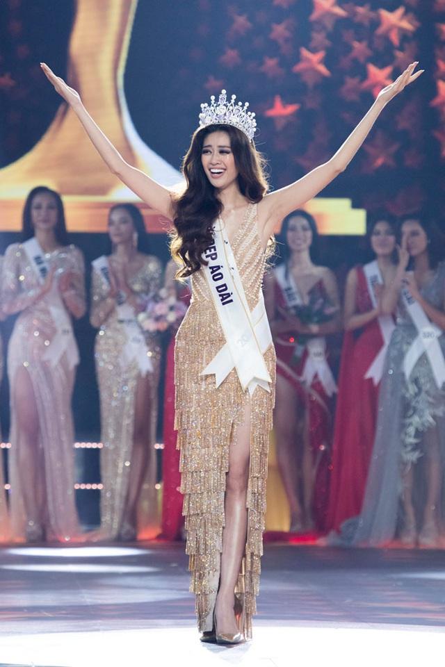 Tân Hoa hậu Hoàn vũ Việt Nam Khánh Vân công khai chuyện là nạn nhân của bạo hành và ấu dâm - Ảnh 1.