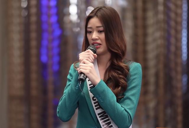 Tân Hoa hậu Hoàn vũ Việt Nam Khánh Vân công khai chuyện là nạn nhân của bạo hành và ấu dâm - Ảnh 2.