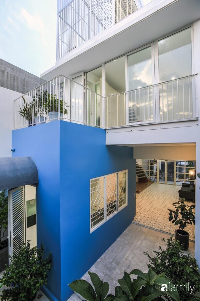 Ngôi nhà ở ngoại ô Sài Gòn thoáng mát với mặt tiền ấn tượng của gia đình 4 người - Ảnh 28.