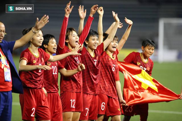 Hạ Thái Lan bằng độc chiêu, Việt Nam giành tấm HCV SEA Games sau trận cầu vô cùng quả cảm - Ảnh 7.