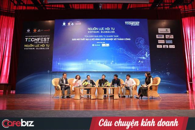 """Là """"bà đỡ"""" mát tay nhưng Shark Dzung bi quan về cơ hội của startup Việt: Các startup trong nước đang thua kém rất nhiều, chúng tôi phải đau đầu tìm cách để cùng tồn tại với DN nước ngoài! - Ảnh 1."""