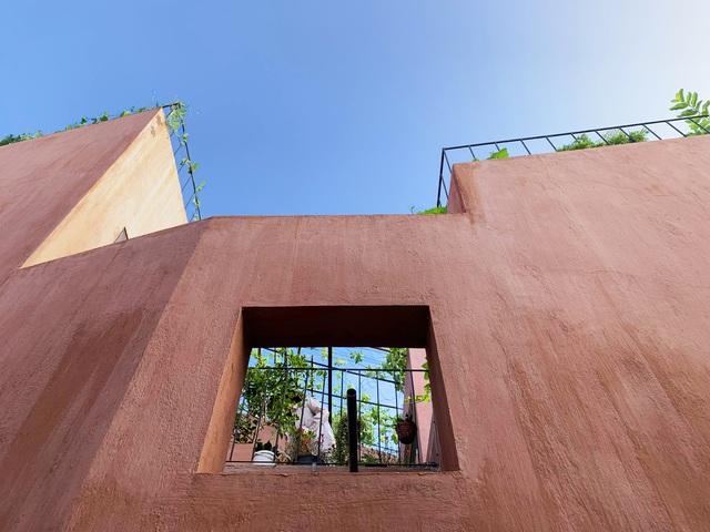 Vườn rau 7 bậc thang xanh tươi trên mái nhà của vợ chồng trung niên được các con xây tặng ở Quảng Ngãi - Ảnh 10.