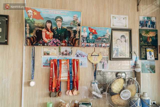 Về thăm ngôi nhà giản dị của hot girl làng bóng đá nữ Hoàng Thị Loan: Nhìn con chiến đấu lăn xả, người làm cha mẹ nào cũng xót... - Ảnh 12.