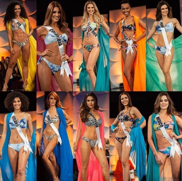 Chung kết Miss Universe 2019: Đại diện đến từ Nam Phi chính thức trở thành tân Hoa hậu Hoàn vũ - Ảnh 4.