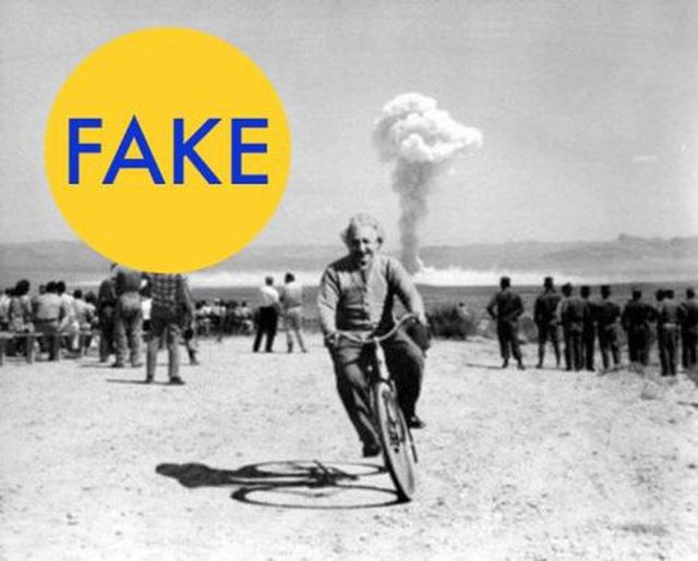 8 bức ảnh cực nổi tiếng trước thời có Photoshop, ai cũng nghĩ là thật nhưng hóa ra lại là cú lừa đỉnh cao - Ảnh 5.