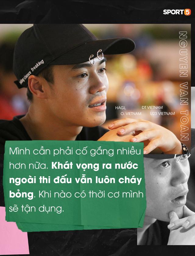 Nguyễn Văn Toàn: Tâm sự của chàng trai trưởng thành và những khát vọng trong năm 2019 - Ảnh 3.