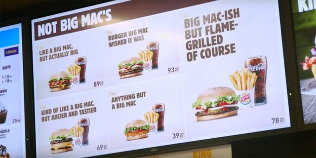"""Chiến dịch """"troll"""" đối thủ của Burger King: Biến 14.000 cửa hàng McDonald's thành điểm đặt món giảm giá - Ảnh 5."""