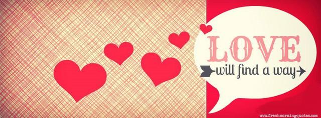 Ảnh bìa Facebook đẹp và ý nghĩa cho ngày Valentine 2019 - Ảnh 6.