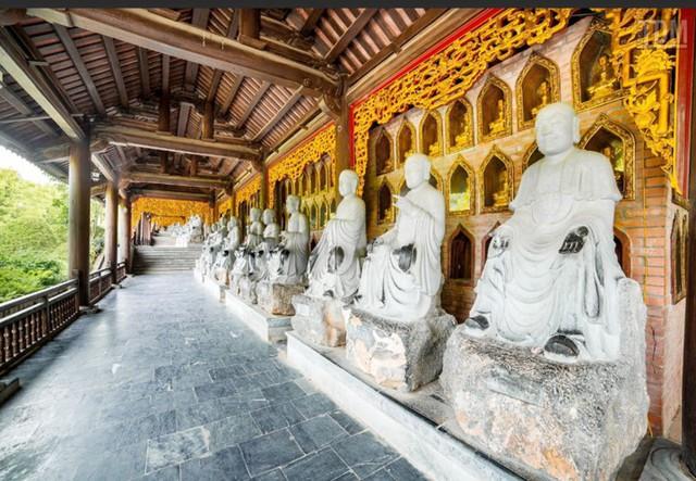 Đại gia ăn chay Xuân Trường: Doanh nhân kín tiếng rước xá lợi Phật, mua thiên thạch mặt trăng, xây ngôi chùa lớn nhất thế giới - Ảnh 2.