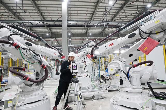 Từ trọng điểm công nghiệp Hải Phòng, xế hộp Việt sẽ xuất khẩu đi khắp địa cầu - Ảnh 1.
