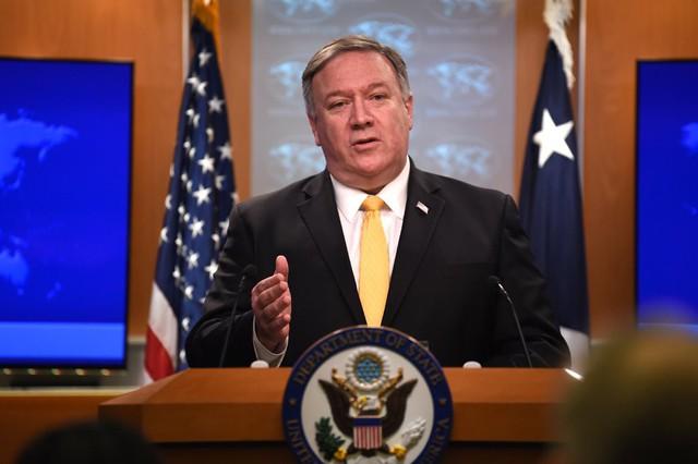 Mỹ tiếp tục gây áp lực lên châu Âu nhằm loại bỏ Huawei - Ảnh 1.
