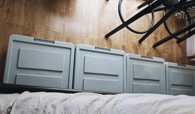 Cặp vợ chồng trẻ quyết biến nhà cũ 39m² thành tổ ấm thiết kế siêu thông minh và tiện ích - Ảnh 17.