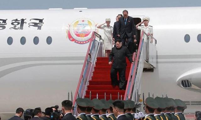 Chuyên cơ Chammae-1 chở ông Kim Jong-un đã bay thử tới Hà Nội? - Ảnh 1.
