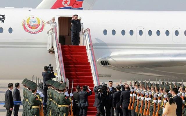 Chuyên cơ Chammae-1 chở ông Kim Jong-un đã bay thử tới Hà Nội? - Ảnh 2.